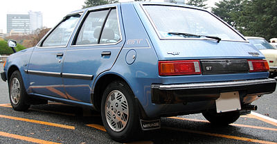 Mitsubishi Mirage I 1978 - 1983 Sedan #5