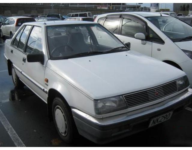 Mitsubishi Mirage I 1978 - 1983 Sedan #1