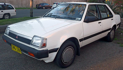 Mitsubishi Mirage I 1978 - 1983 Sedan #6