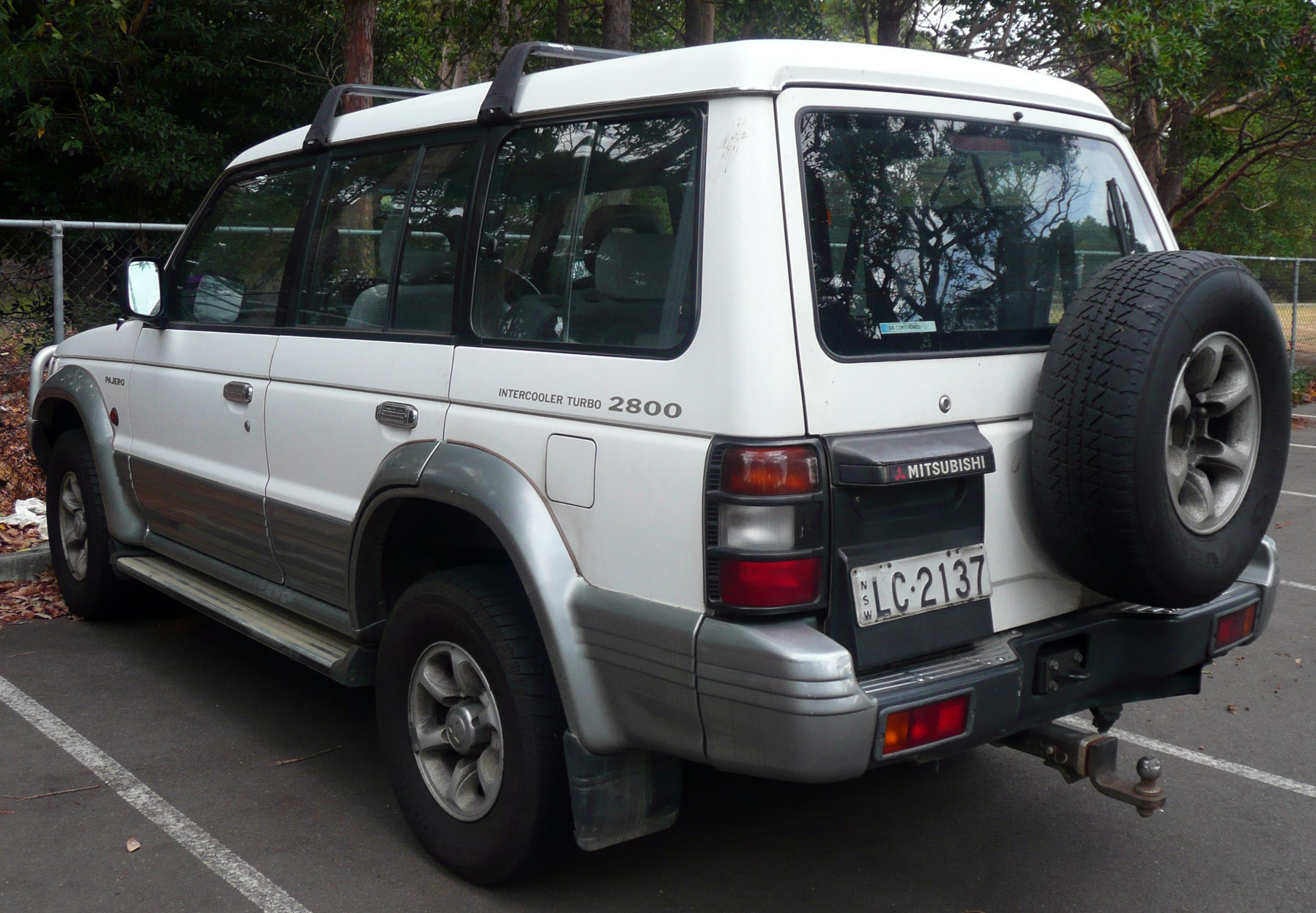 Mitsubishi Pajero Junior 1995 - 1998 SUV 3 door #5