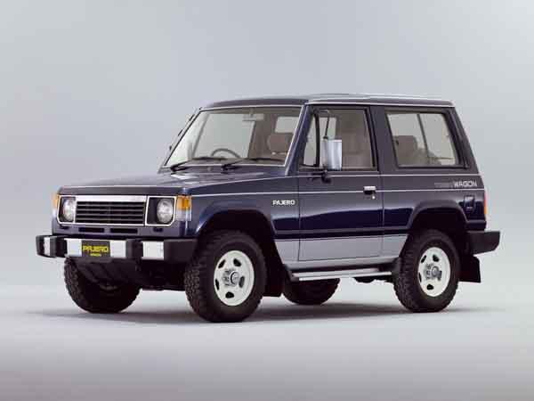 Mitsubishi Pajero I 1982 - 1991 SUV 3 door #2