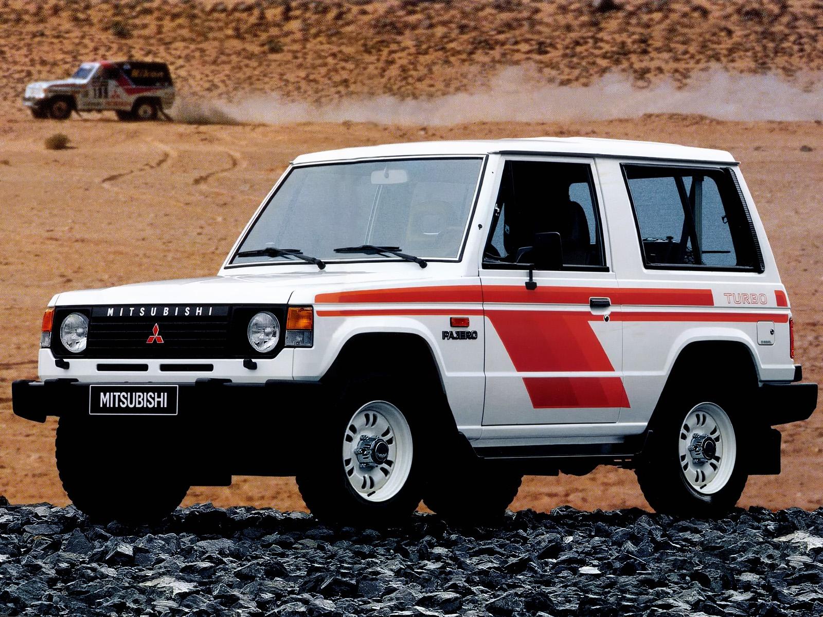 Mitsubishi Pajero I 1982 - 1991 SUV 3 door #3