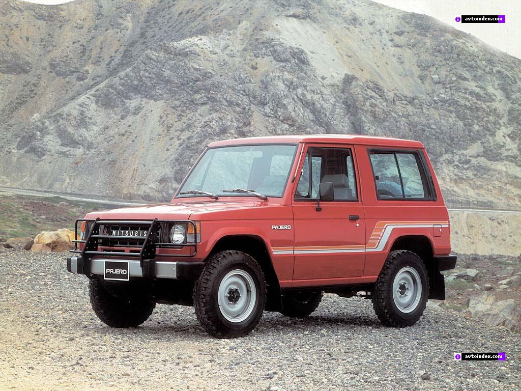 Mitsubishi Pajero I 1982 - 1991 SUV #3