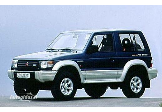 Mitsubishi Pajero II 1991 - 1997 SUV 5 door #1