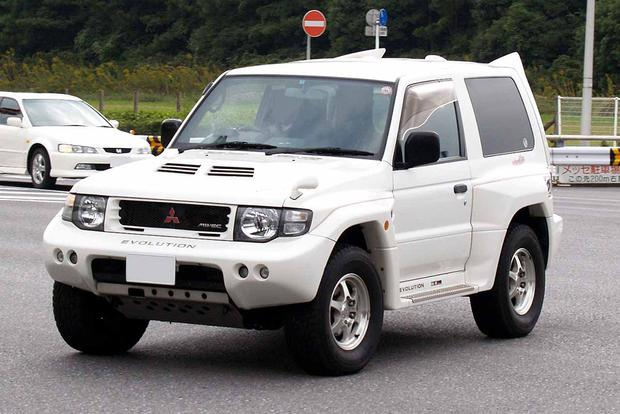 Mitsubishi Pajero II Restyling 1997 - 1999 SUV 3 door #6