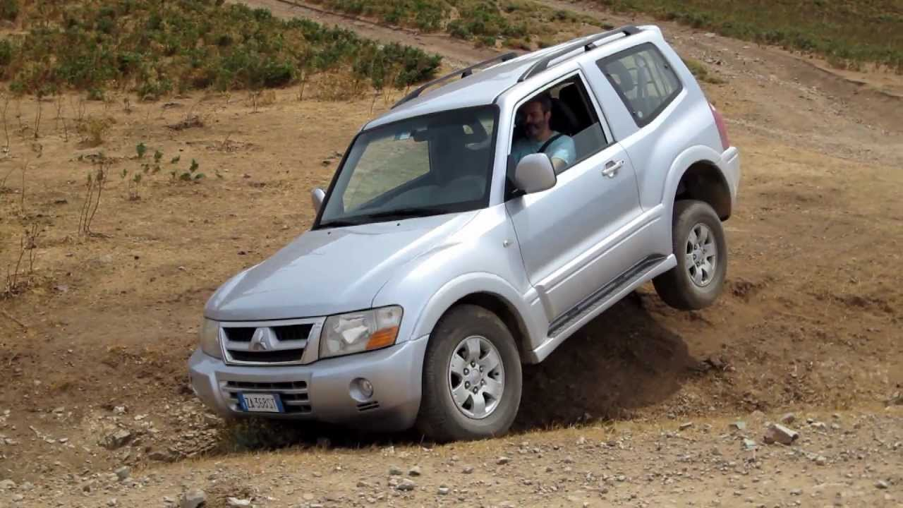 Mitsubishi Pajero III 1999 - 2006 SUV 3 door #3