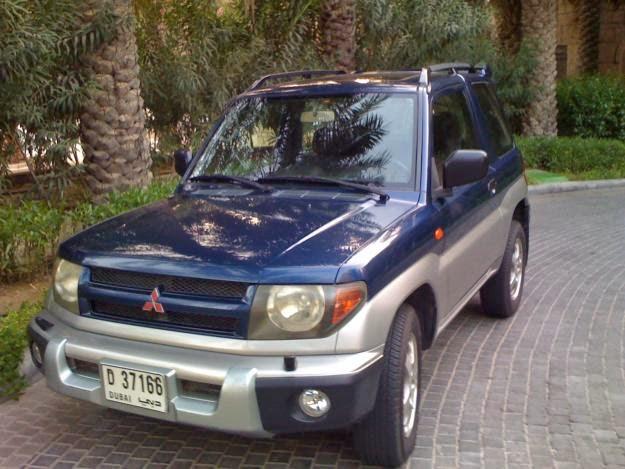 Mitsubishi Pajero iO 1998 - 2007 SUV 3 door #2