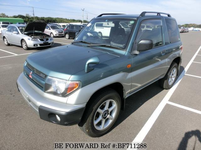 Mitsubishi Pajero iO 1998 - 2007 SUV 3 door #4