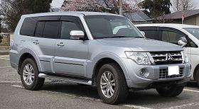 Mitsubishi Pajero IV Restyling 1 2011 - 2014 SUV 5 door #4