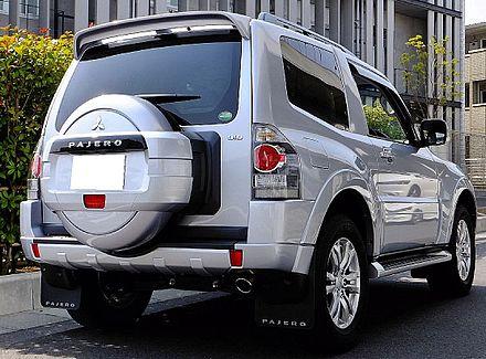 Mitsubishi Pajero IV Restyling 2 2014 - now SUV 5 door #2