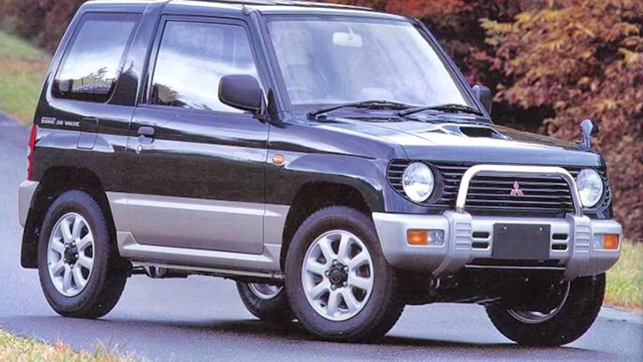 Mitsubishi Pajero Mini I 1994 - 1998 SUV 3 door #4