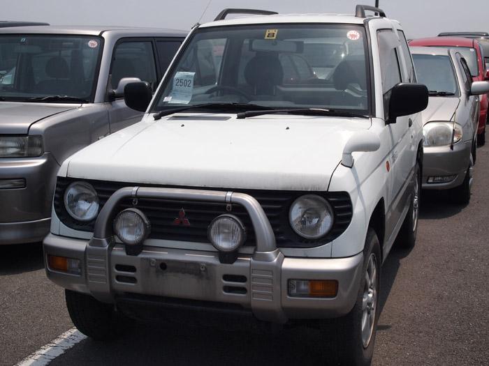 Mitsubishi Pajero Mini I 1994 - 1998 SUV 3 door #2