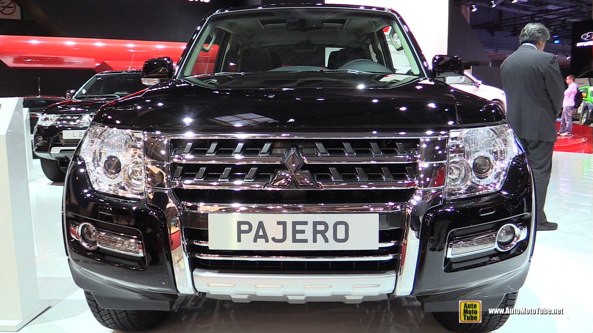 Mitsubishi Pajero Sport III 2015 - now SUV 5 door #5