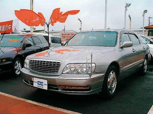 Mitsubishi Proudia I 1999 - 2001 Sedan #3