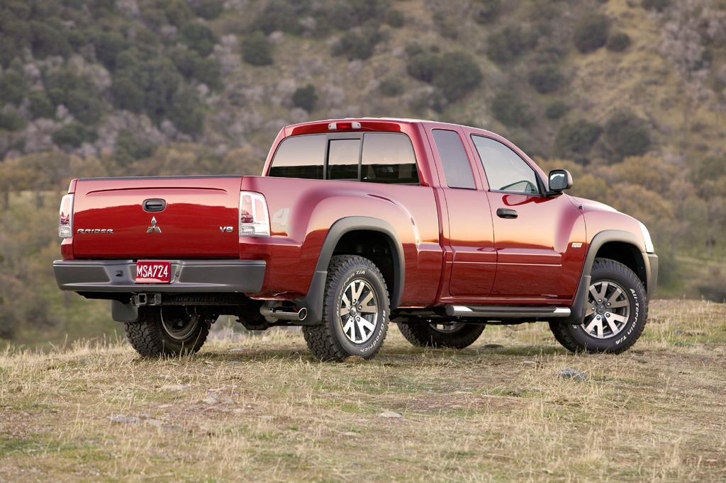 Mitsubishi Raider 2006 - 2009 Pickup #3