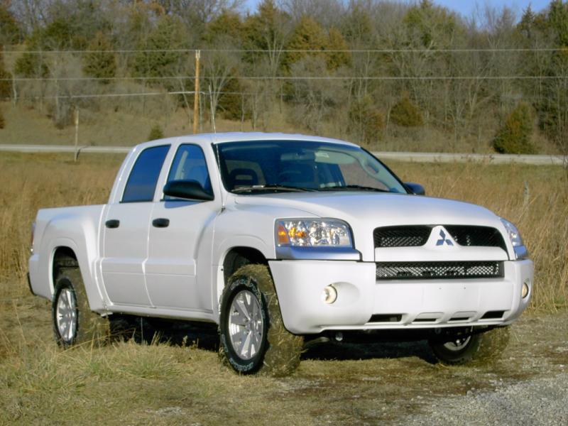 Mitsubishi Raider 2006 - 2009 Pickup #7