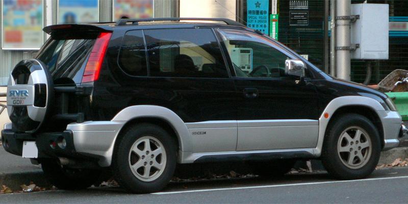 Mitsubishi RVR I 1991 - 1997 Compact MPV #3