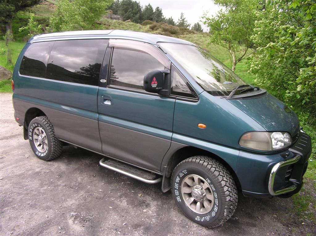 Mitsubishi Space Gear I 1994 - 1997 Minivan #1
