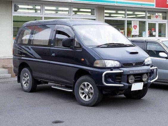Mitsubishi Space Gear I 1994 - 1997 Minivan #3