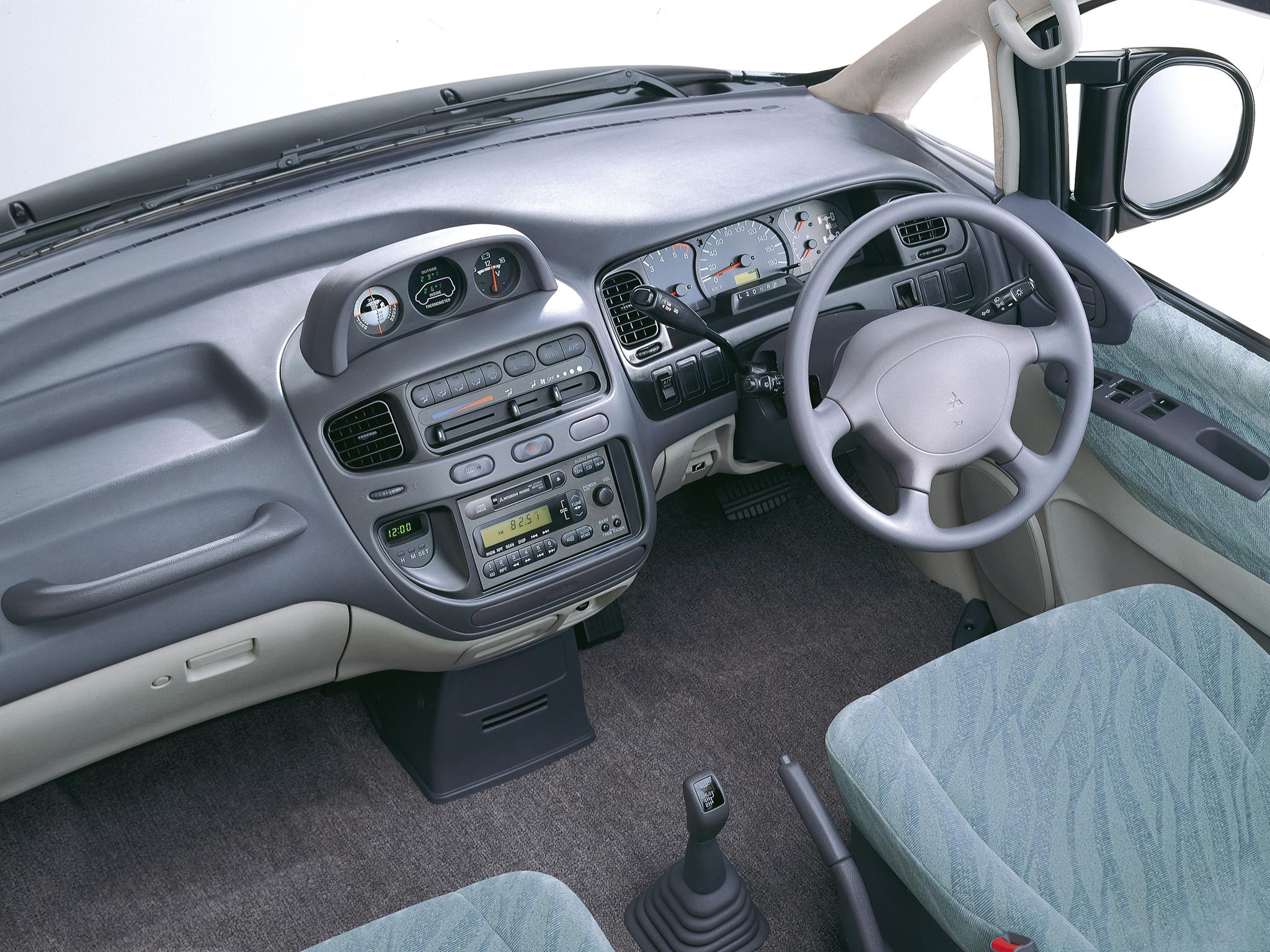 Mitsubishi Space Gear I 1994 - 1997 Minivan #5