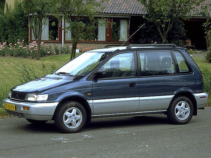 Mitsubishi Space Runner I 1991 - 1999 Compact MPV #1
