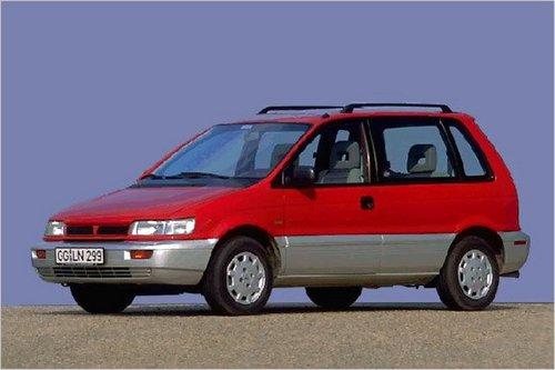 Mitsubishi Space Runner I 1991 - 1999 Compact MPV #3