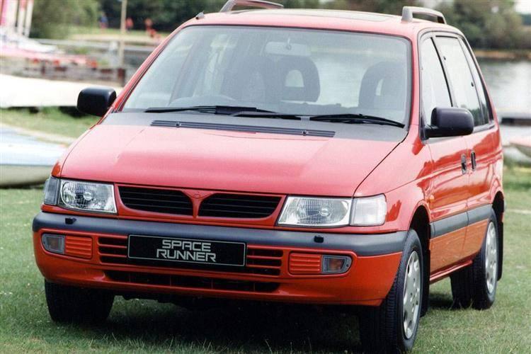 Mitsubishi Space Runner I 1991 - 1999 Compact MPV #6
