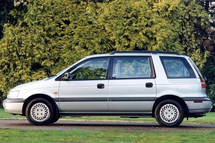 Mitsubishi Space Runner I 1991 - 1999 Compact MPV #4