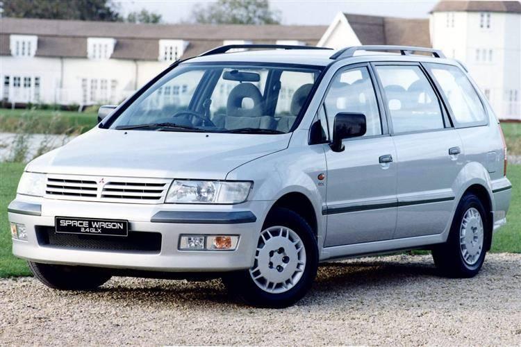 Mitsubishi Space Runner II 1999 - 2002 Compact MPV #7