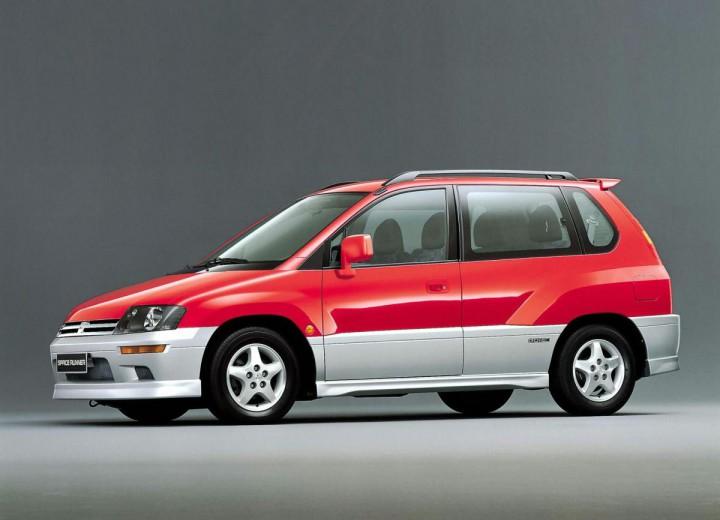 Mitsubishi Space Runner II 1999 - 2002 Compact MPV #5