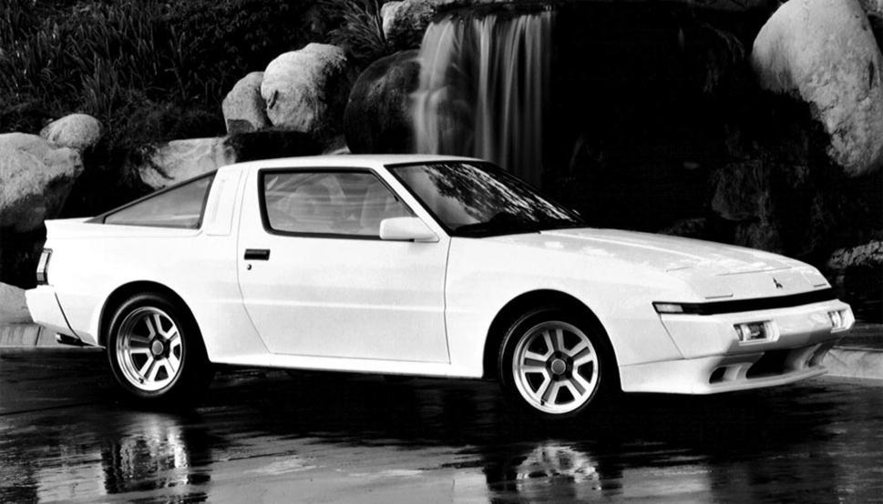 Mitsubishi Starion 1982 - 1989 Coupe #1