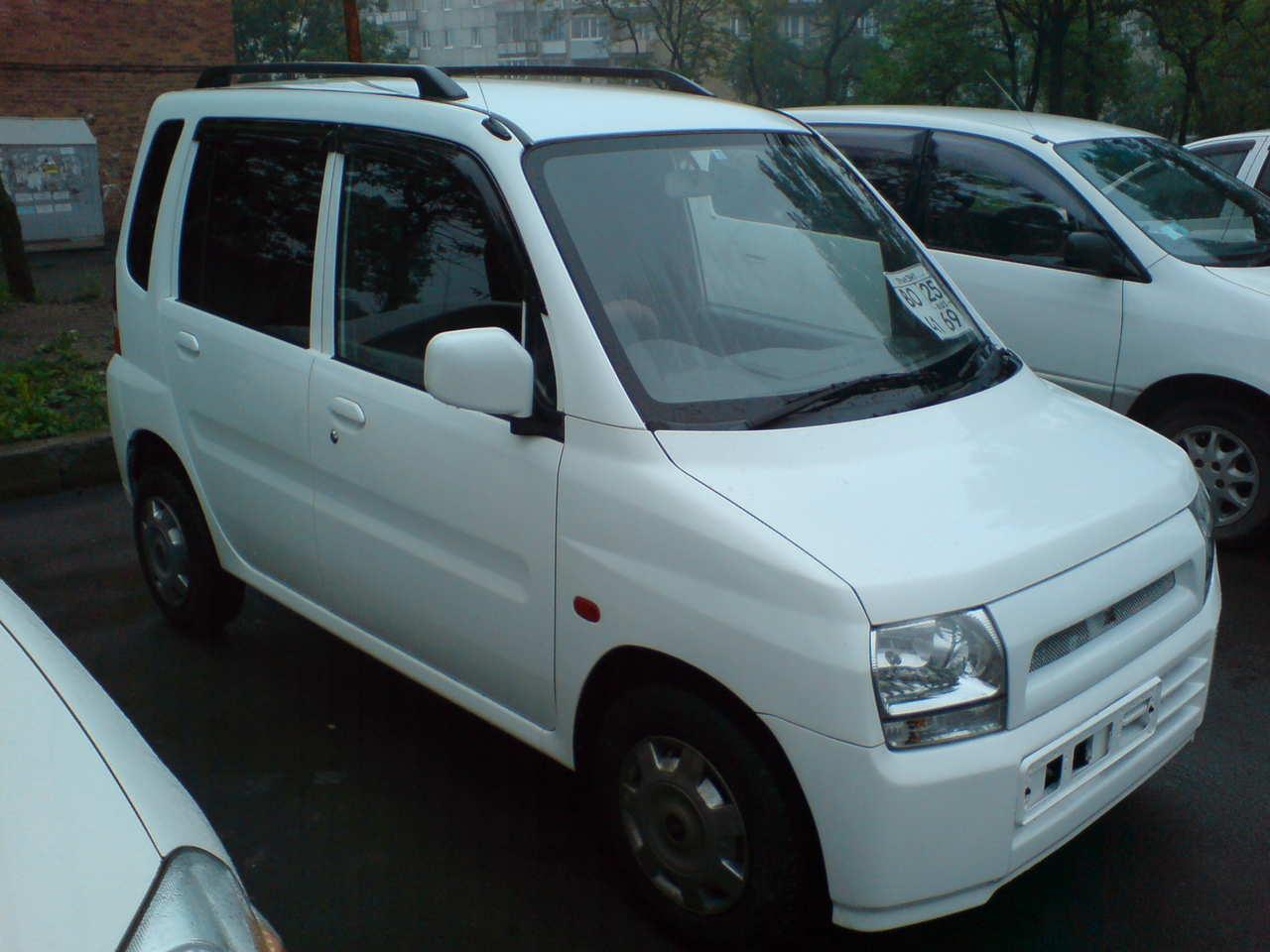 Mitsubishi Toppo I 1990 - 1998 Hatchback 3 door #4