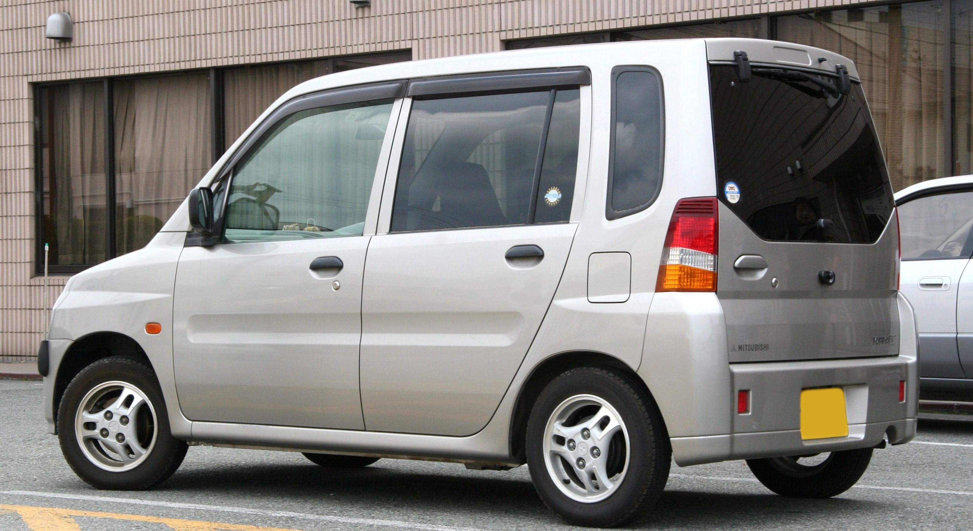 Mitsubishi Toppo I 1990 - 1998 Hatchback 3 door #5