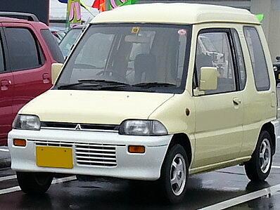 Mitsubishi Toppo I 1990 - 1998 Hatchback 3 door #7