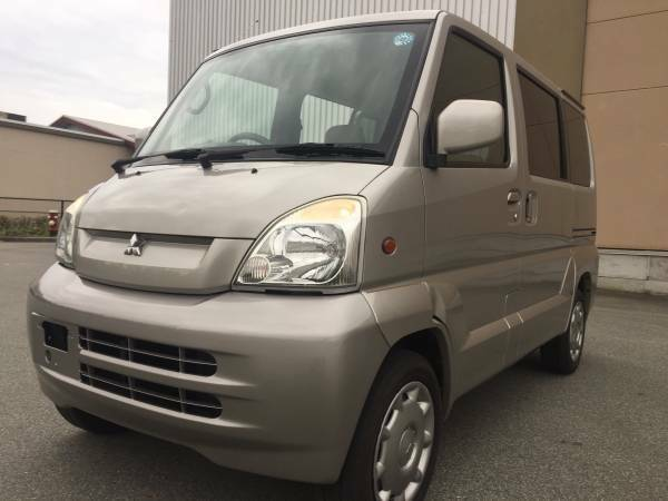 Mitsubishi Town Box 1999 - 2011 Microvan #3