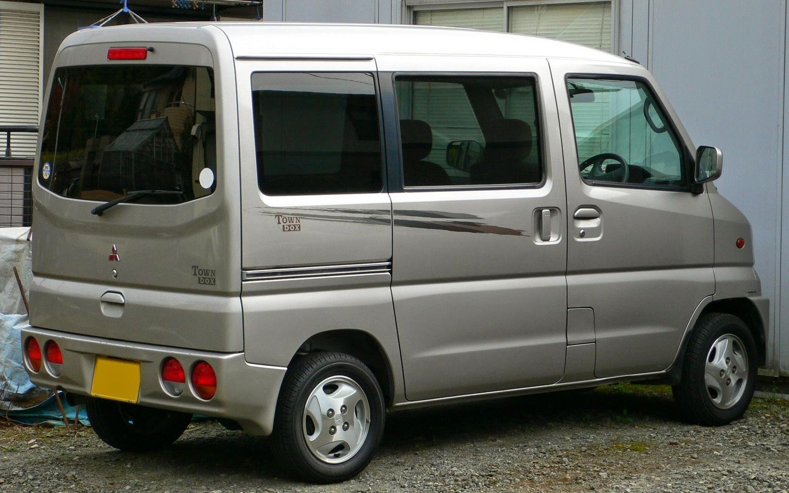 Mitsubishi Town Box 1999 - 2011 Microvan #6