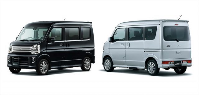 Mitsubishi Town Box 1999 - 2011 Microvan #7