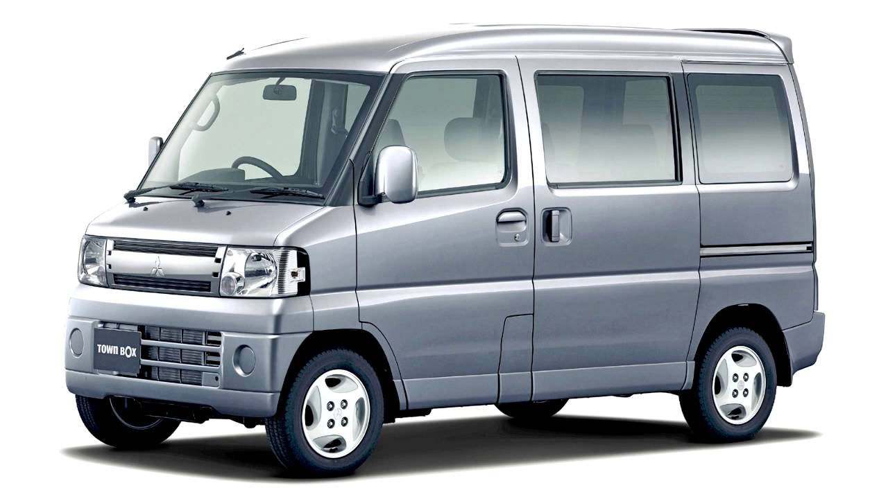 Mitsubishi Town Box 1999 - 2011 Microvan #5