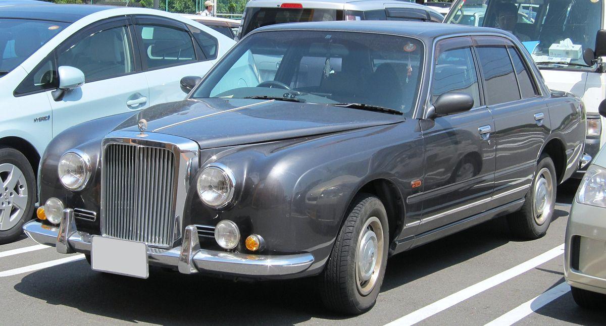Mitsuoka Galue 204 2008 - now Sedan #8