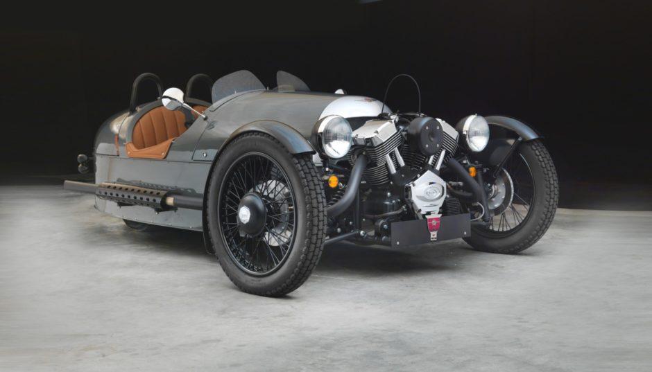 Morgan 3 Wheeler 2011 - now Roadster #8