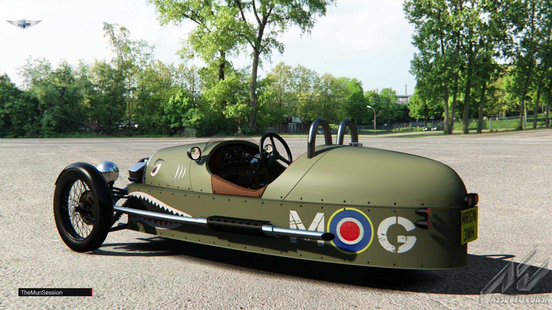 Morgan 3 Wheeler 2011 - now Roadster #1