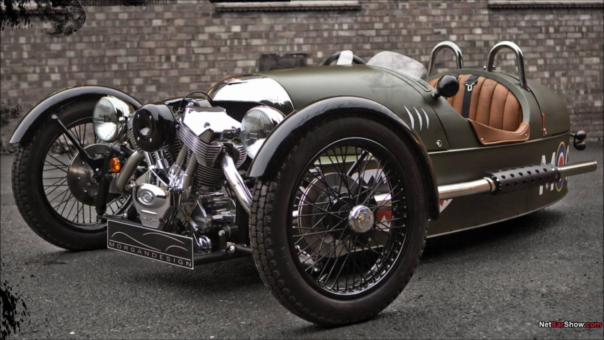 Morgan 3 Wheeler 2011 - now Roadster #7