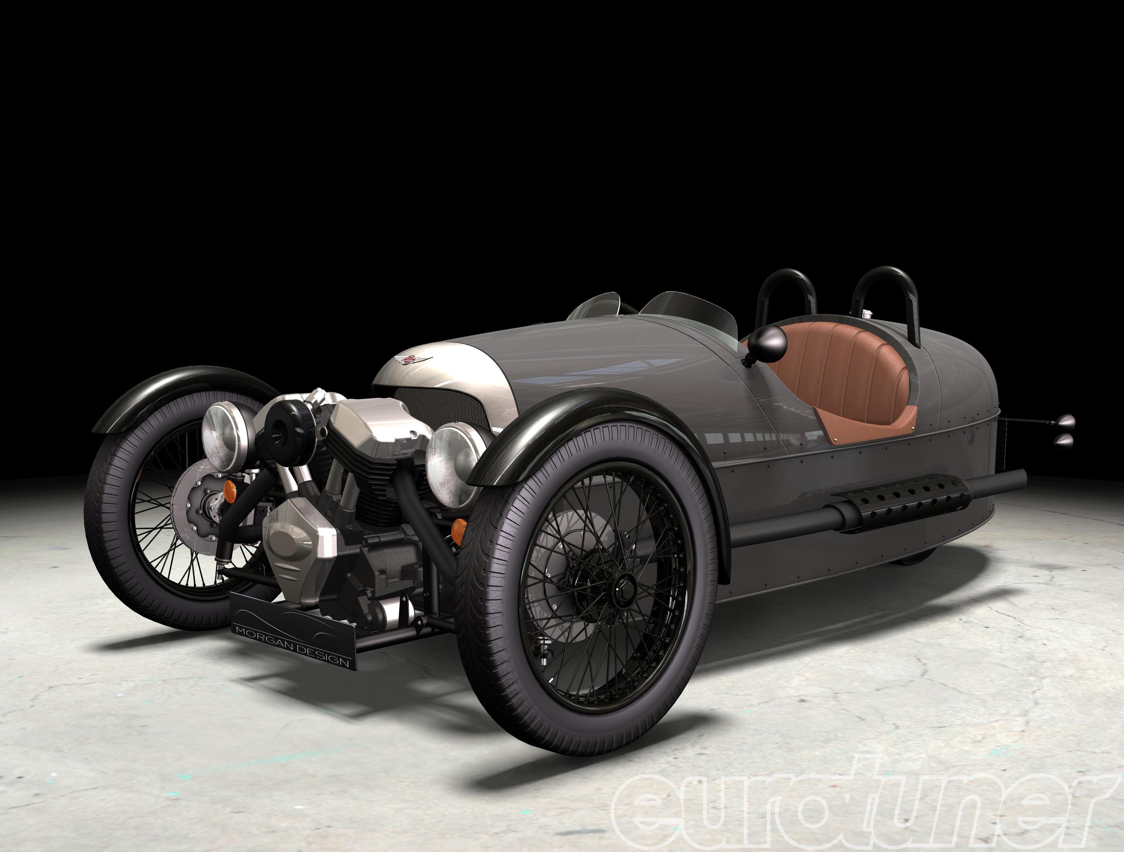 Morgan 3 Wheeler 2011 - now Roadster #3