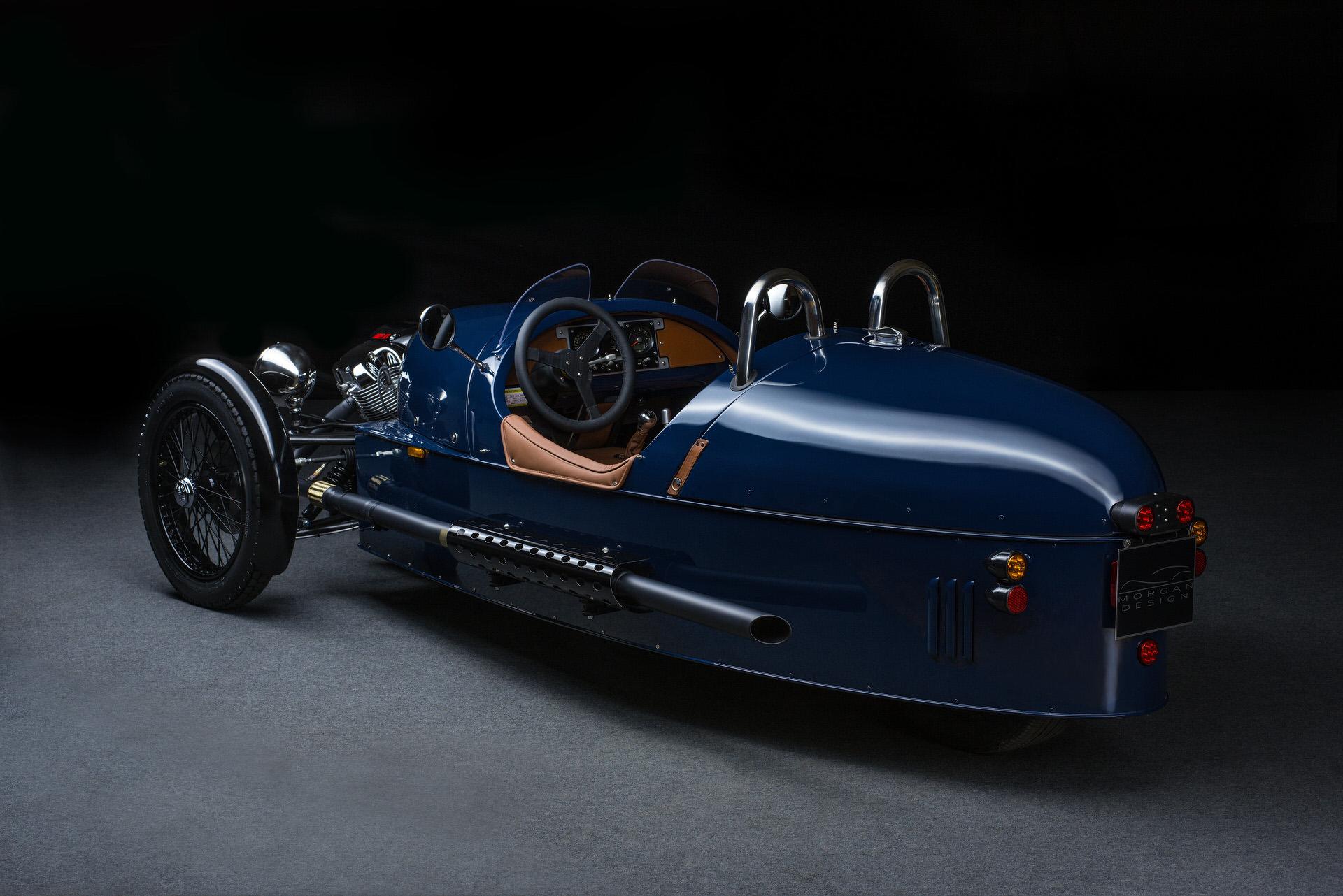 Morgan 3 Wheeler 2011 - now Roadster #6