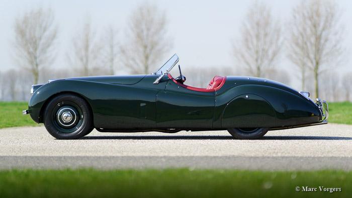 Morgan 4ǚ 1962 - now Roadster #2