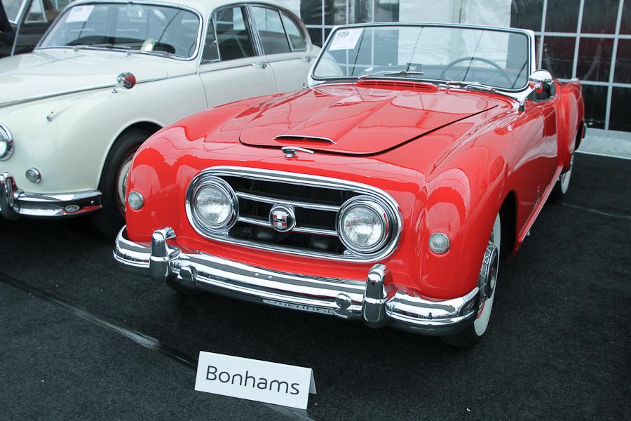 Morgan 4ǚ 1962 - now Roadster #6