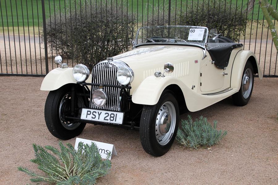 Morgan 4ǚ 1962 - now Roadster #8