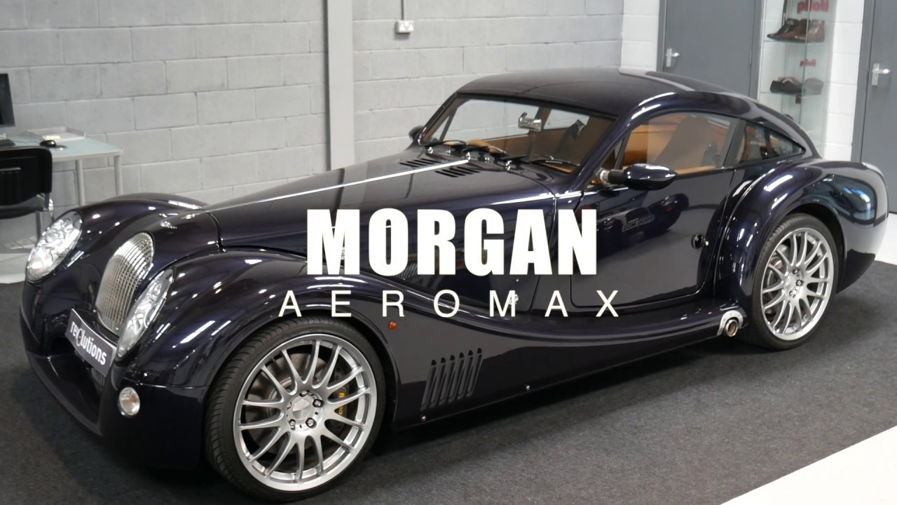 Morgan Aero Coupe 2011 - now Coupe #7