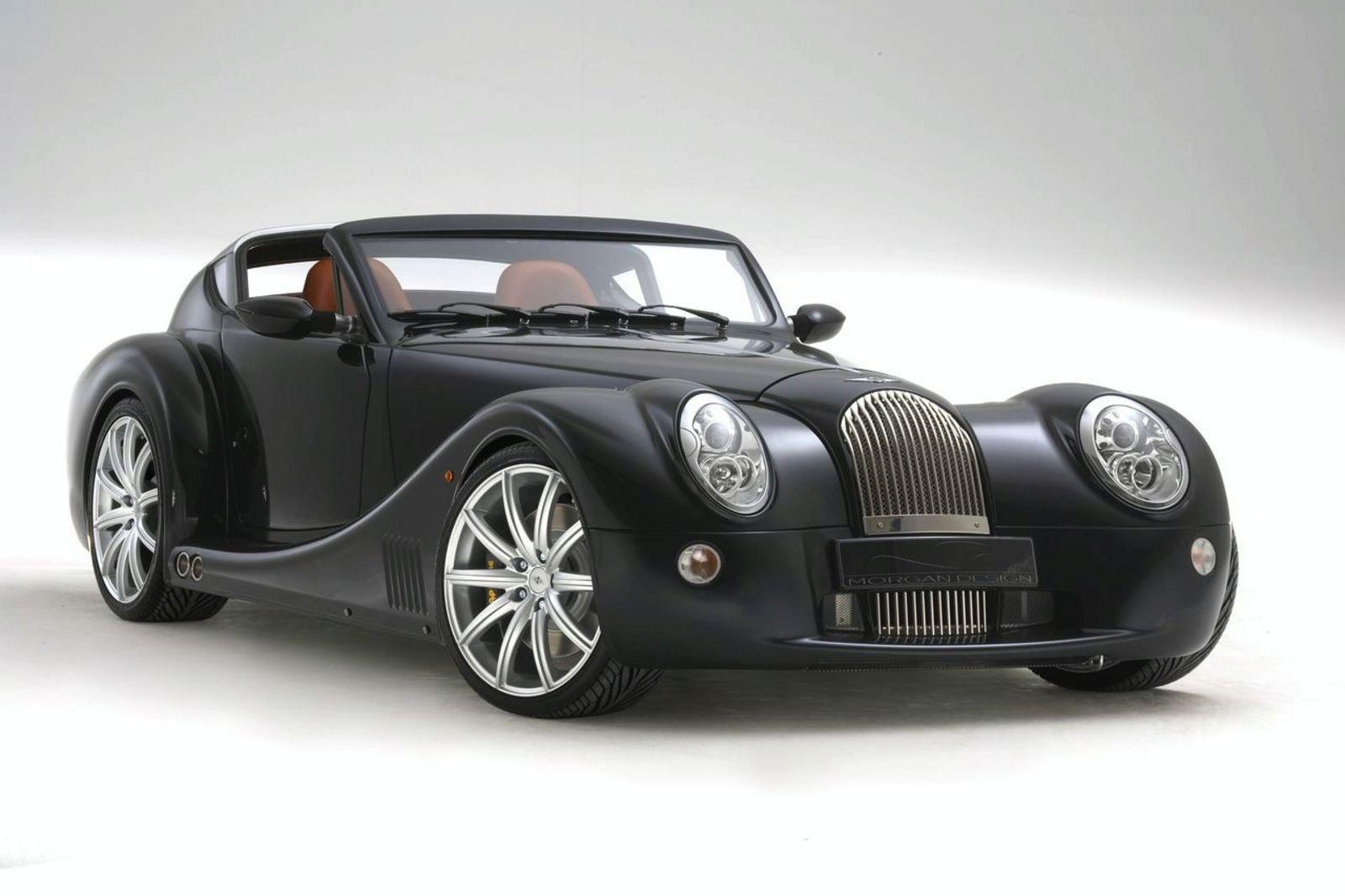 Morgan Aero Coupe 2011 - now Coupe #6