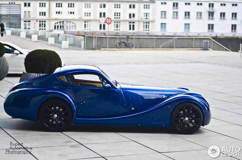 Morgan Aero Coupe 2011 - now Coupe #4